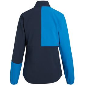 saucony Bluster Giacca Donna, blu